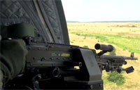 US Army Door Gunnery Qualifications
