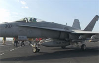 U.S. Navy Continues Sorties Against ISIL