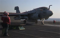Aircraft Launch in Support of Missions Against ISIL