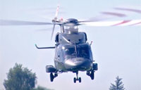 AW149 Multi-Role Helicopter in Action