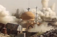 ISIS Leaves Only Tears & Rubble