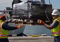 Coast Guard Offloads Over 28,000 lbs of Cocaine