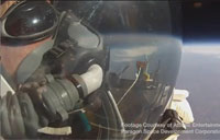 Record Breaking Space Dive from 135,000 Feet