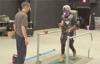 Army Evaluates Futuristic Soft Robotic Exosuit