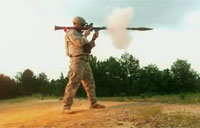 Firing Heavy Weapons in Slow Motion