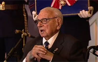 105-Year-Old Honored for Saving 669 Children