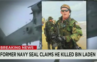 The Navy SEAL who Killed Osama bin Laden