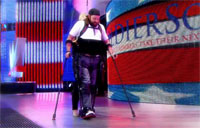 SGT's Inspirational Story Featured on WWE