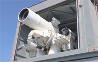 US Navy Laser Weapon System Live Fire