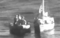 Rescued After 12 Days Lost at Sea
