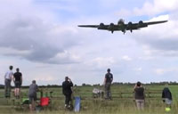 Thrilling Glide Slope Aircraft Viewing Spot!