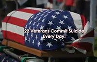 22 Veterans Commit Suicide Every Day