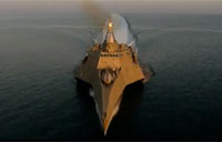 The US Navy's Next Generation Combat Ship