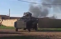 Kurdish Counter-Terrorism Assault on ISIS