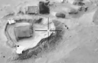 Air Strike Against ISIL Bunker Near Mosul