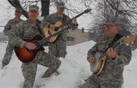 Six String Soldiers will Brighten Up Your Day