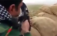 Peshmerga Take Out ISIS Suicide Bomber