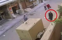 Terrorists Bomb Police Station in Egypt