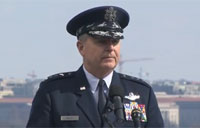 Outstanding Speech at Vietnam War Ceremony
