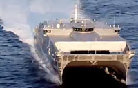 USNS Spearhead Joint High-Speed Vessel 1