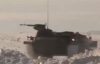 Russian 200th Motorized Rifle Brigade Live Fire