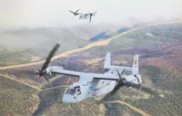 V-22 Osprey TiltRotor VTOL in Action