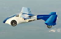 AeroMobil 3.0 Flying Car Test Flights