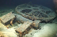 Amazing Discovery of WWII Japanese Sub