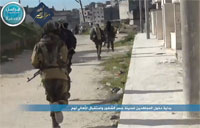al-Nusra, Rebels Capture City from Assad