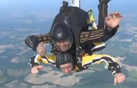 Spartan Race co-founder Jumps with Golden Knights