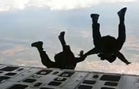 HALO Jump from KC-130J