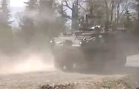 Spartan Strykers in Action