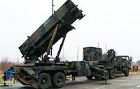 Bullet Points: Patriot Defense System