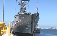 West Coast Frigate USS Gary Decommissioned
