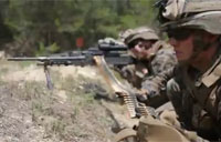 Marines Train with French Foreign Legion