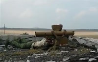 Separatists Fire ATGM At Ukraine Forces
