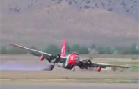 Pilot Performs Emergency Landing