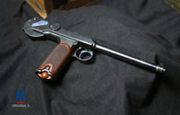 Behind the Barrel: C93 Automatic Pistol