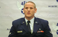 Airman Spencer Stone Press Conference