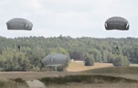 Special Forces Airborne Operation