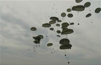 US Army Airdrop