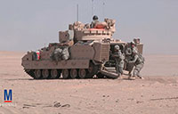 Bullet Points: Bradley Fighting Vehicle