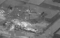 Terrorist Weapons Storage Facility Destroyed