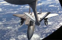 Vigilant Shield 16-6 F-15 Refuel
