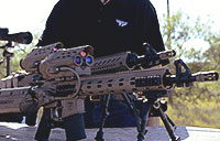TrackingPoint Squad-Level Firearms