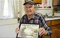 Coast Guard WWII Vet Story
