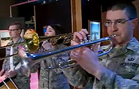 Air Force Band of Flight Desert Storm Tribute