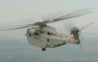 CH-53K Reaches 100 Knots During Test Flight