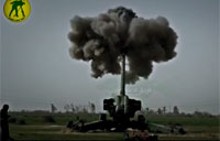 More Artillery for Iraqis Fighting ISIS
