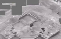 Daesh Comms Facility Destroyed